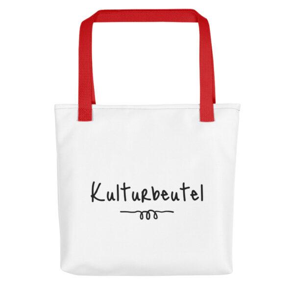 "Tragetasche ""Kulturbeutel"""