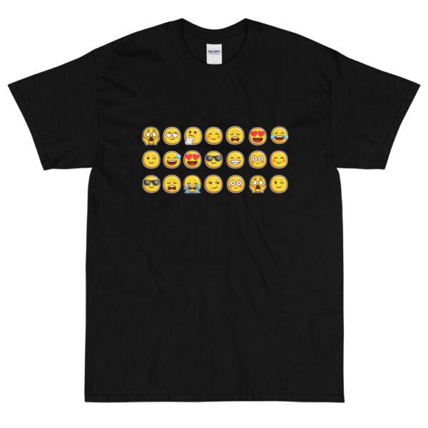 "Herren-T-Shirt ""Emojis"""