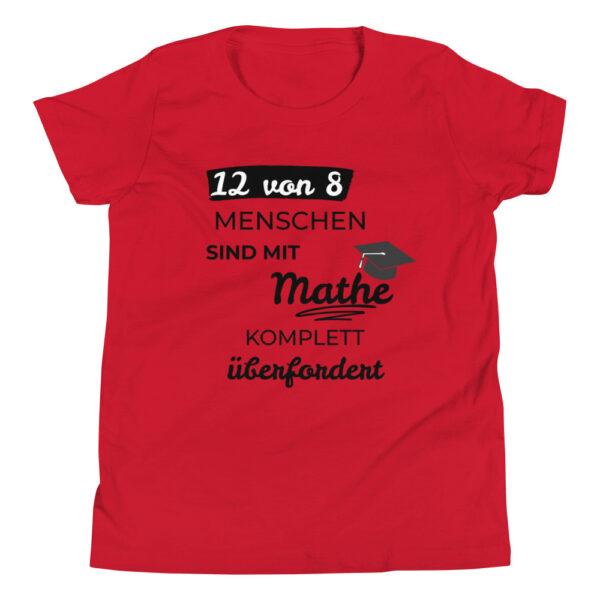"""Kinder-T-Shirt """"12 von 8 Menschen …"""""""