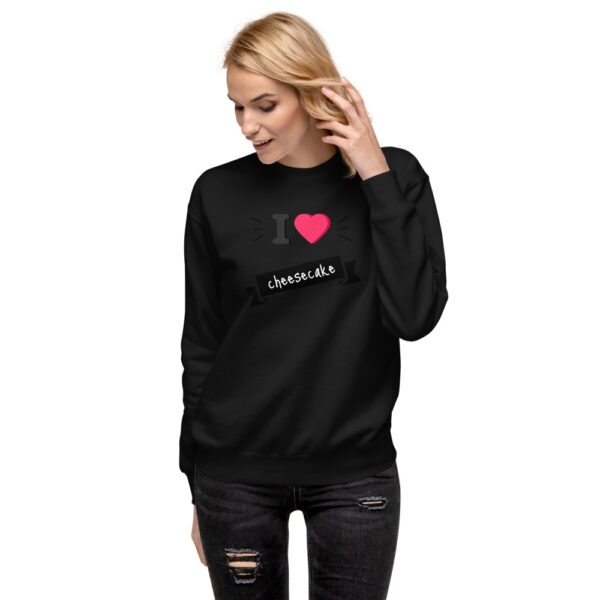Unisex Fleece-Pullover