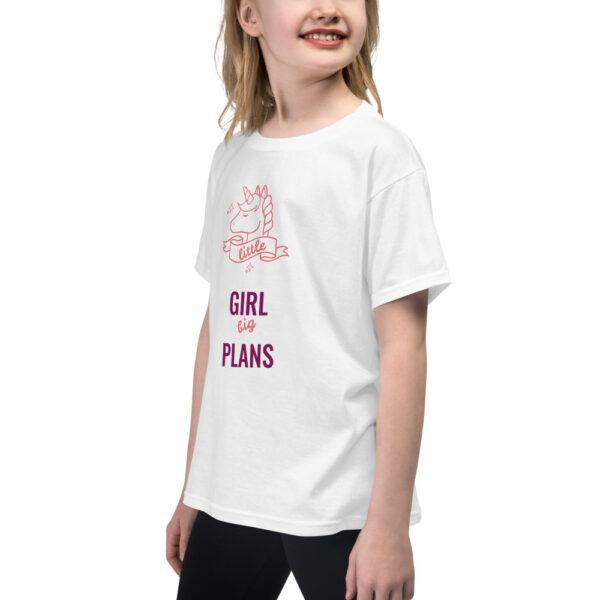 Kurzärmeliges T-Shirt für Jugendliche